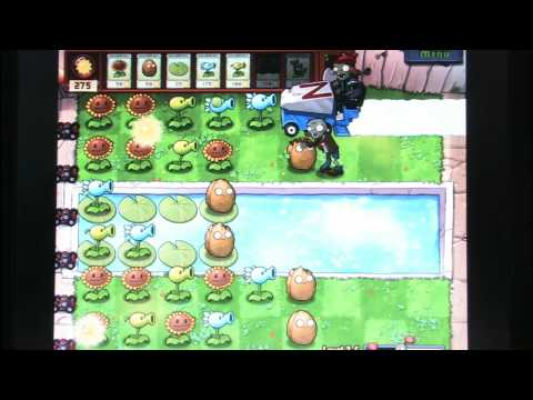 Video 0 de Plants vs Zombies: Reseña de Plants vs Zombies HD para PC