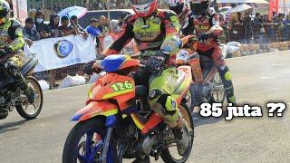 Video BEGINI PENAMPAKAN UNDERBONE  BEBEK 2 TAK SEHARGA (85 JUTA)  ROAD RACE INDONESIA MP3, 3GP, MP4, WEBM, AVI, FLV Mei 2019