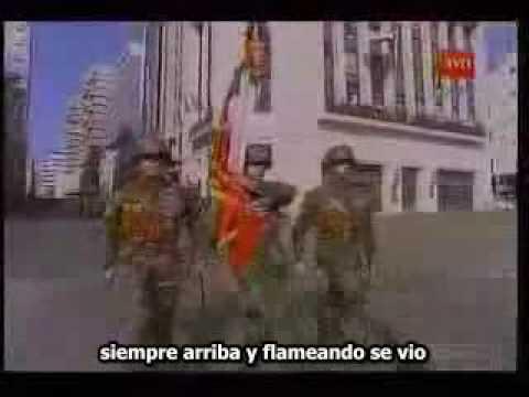 plan de regimiento especial de seguridad en el ávila himno regimiento ...