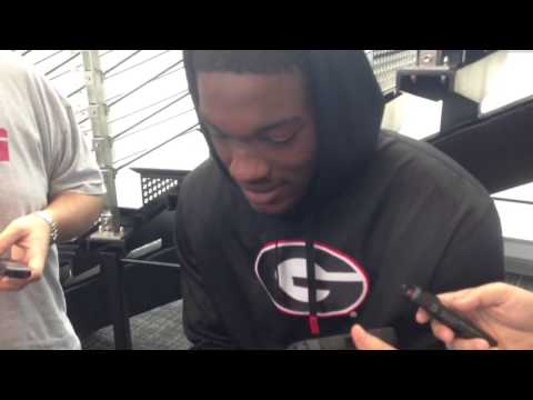 Leonard Floyd Interview 8/20/2013 video.