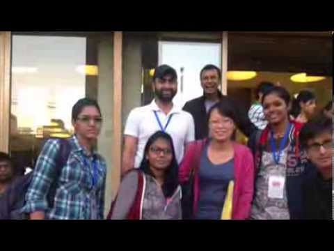 Recall of 9 Days in China by Students of IBS Business School , Mumbai