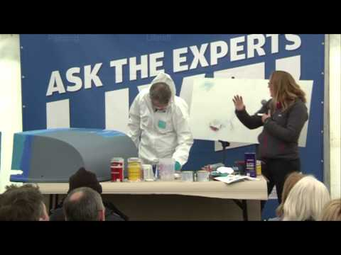 PBO Ask the Experts LIVE! Professional paint job made easy