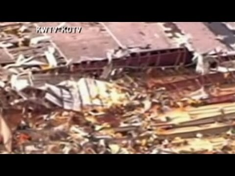 moore - Hospital worker Brook Cayot discusses treating victims of the Oklahoma tornado. *More: http://abcn.ws/11UvmfU.
