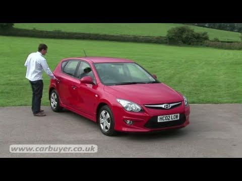 Hyundai i30 hatchback 2007 – 2011 review – CarBuyer