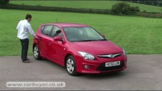 Hyundai I30 Hatchback 2007 - 2011 Review - CarBuyer