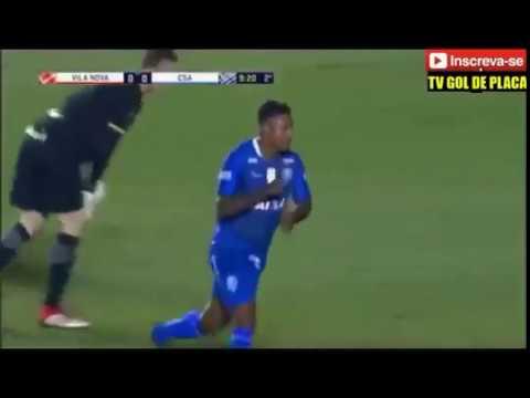 Série B - Vila Nova 0 x 1 CSA - 8ª Rodada