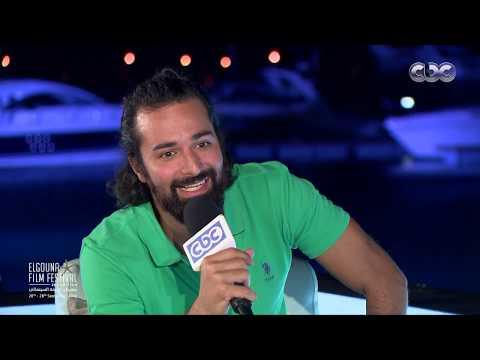 """أحمد حاتم في """"قصة حب"""" مع هنا الزاهد: هكذا وصف طبيعة دوره"""