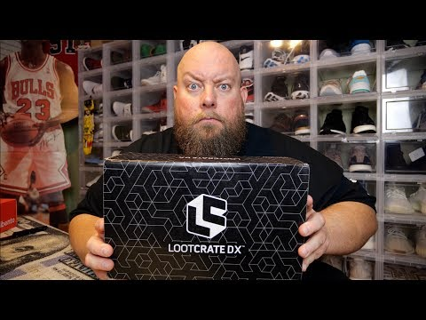 April 2019 Loot Crate DX 2 MONTHS LATE AGAIN + Loot Crate Going Out of Business?