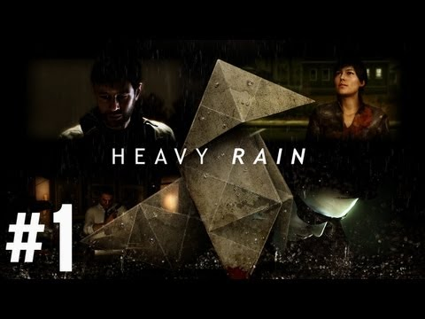 heavy rain - Heavy Rain is an adventure game, requiring the player to move the character and have him or her interact with the objects or other non-player characters on t...