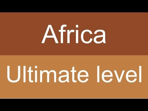 Countries and capitals quiz - Africa - Level: Ultimate