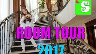 💋 ROOM TOUR 2017 😸 РУМ ТУР 💋 АРЕНДА ВИЛЛЫ!!! 💋  ТУР ПО ШИКАРНОЙ ВИЛЛЕ 💋 MY HOUSE TOUR FOR KIDS