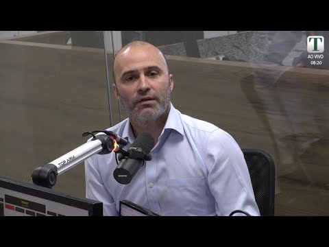Gustavo Valadares: Entrevista para o programa Café com Política