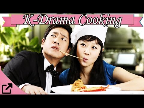 Top 10 Food & Cooking Korean Drama 2015 (All The Time)