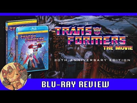 Blu-Ray Review: TF The Movie (1986) 30th Anniversary