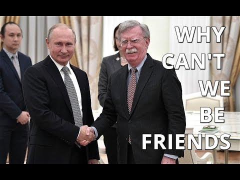 BREAKING! Putin Teases Bolton: Has Your Eagle Already Eaten All The Olives Leaving Only The Arrows?