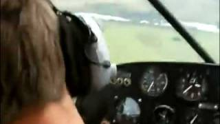 Pilot Pretends To Falls Asleep In Airplane Prank