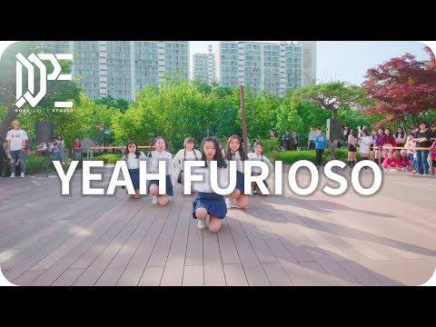 YEAH FURIOSO l 2019 DOPE DANCE STUDIO l BUSKING SHOW !
