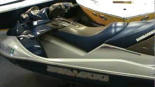 8. 2 Sea Doo GTX Limited