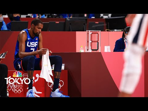 Best of Day 2 at the Tokyo Olympics: USA basketball stumbles out of the gate | NBC Sports