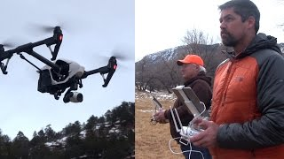 County Drones Help Cut Costs