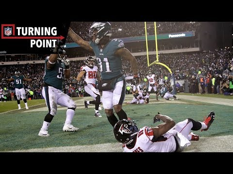 Video: Battle of the Birds Ends with a Clutch Red Zone Stop (NFC Divisional Round) | NFL Turning Point