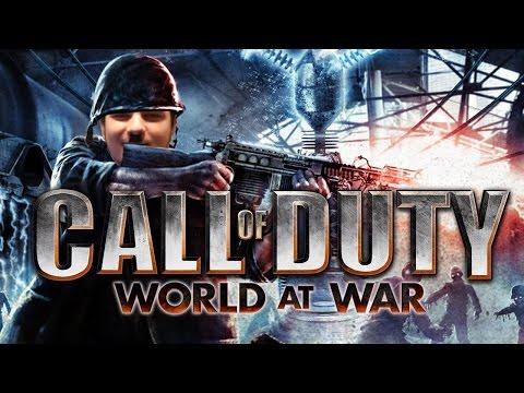 Мэддисон стрим в Call of Duty׃ World at War (26.04.17)