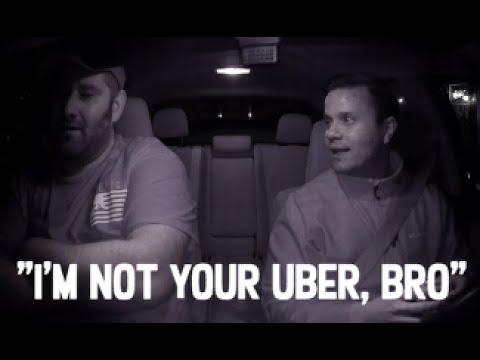 Uber Passenger Gets in Wrong Car, Hilarity Ensues
