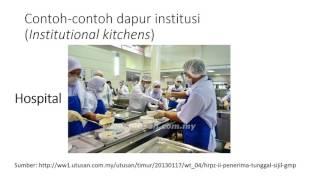Pengenalan kepada Industri Perkhidmatan Makanan