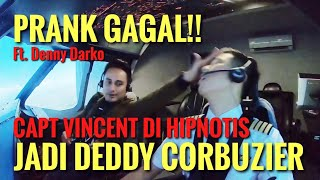 Video PRANK GAGAL!! MALAH DI HIPNOTIS JADI DEDDY CORBUZIER ft. Denny Darko MP3, 3GP, MP4, WEBM, AVI, FLV Mei 2019