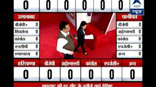 Watch fastest coverage of Haryana, Maha Assembly polls results with experts