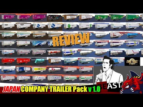 JAPAN COMPANY TRAILER Pack v1.0
