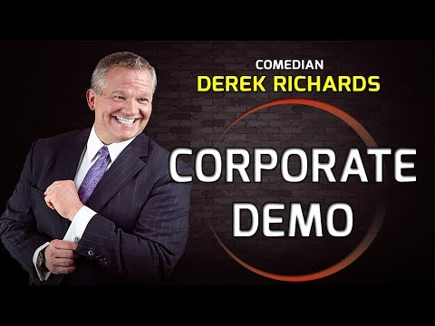 Derek Richards Corporate Demo