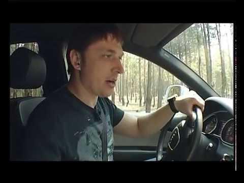Audi Q7 Тест Audi Q7