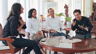 Video Nasihat Rumah Tangga dari PRESIDEN untuk BAPAU . MP3, 3GP, MP4, WEBM, AVI, FLV Maret 2019