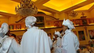 Ethiopian Orthodox Be Beirut Gena 3.5.2007