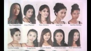 HIRUSCAR FACE OF CAMBODIA FASHION WEEK 2013 PRESS CONFERENCE @ TV3