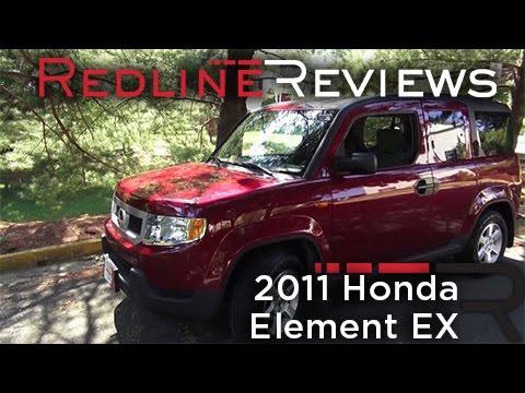 Honda element 2012 model фотография