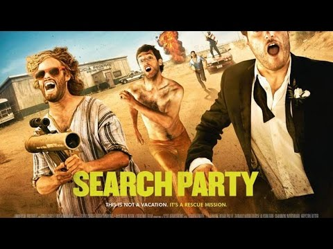 SEARCH PARTY (2016) Cincere Reaction/Review