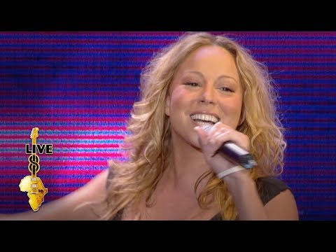 Mariah Carey - Make It Happen (Live 8 2005)