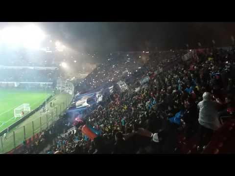San Lorenzo - Emelec | IMPRESIONANTE RECIBIMIENTO - La Gloriosa Butteler - San Lorenzo