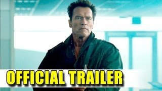 The Last Stand Official Trailer #3 - Arnold Schwarzenegger