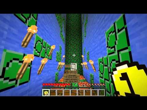 Прохождение карты super mario bros в minecraft part