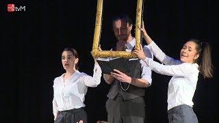 Divadlo SemTamFór zahrálo pro žáky ZŠ