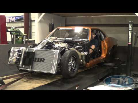Sick Seconds receives upgrades and goes back to the dyno