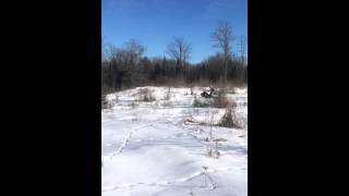 8. 2008 Ski Doo Summit 800r