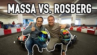 Video MASSA VS ME: BROKEN RIBS & GO KARTS   NICO ROSBERG   eVLOG MP3, 3GP, MP4, WEBM, AVI, FLV Maret 2019
