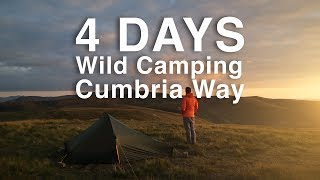 77 Miles, Wild Camping & Photography | The Cumbria Way