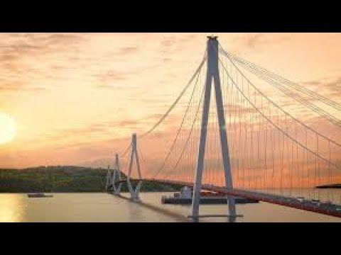 Bjornafjorden Bridge