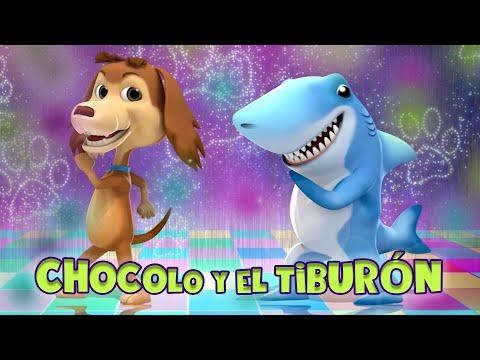 CHOCOLO Y EL TIBURÓN - MI PERRO CHOCOLO - MÚSICA PARA BAILAR