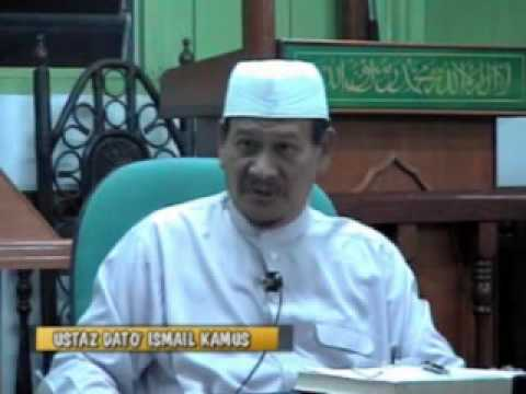 Dato' Ismail Kamus – Tafsir Surah Al Falaq (part 3)